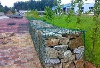 铝丝石笼网
